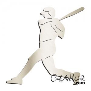 Baseball Dxf Clipart