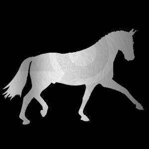 Horse Dxf Clip Art