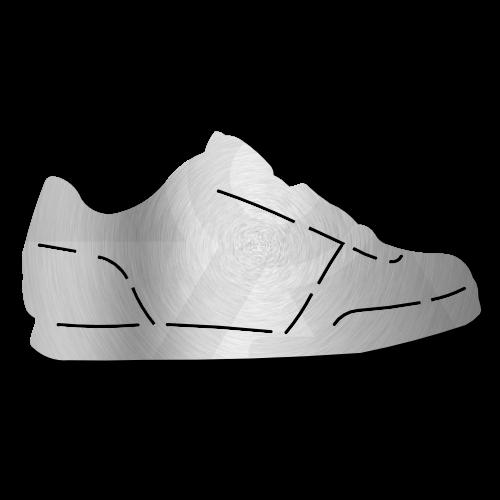 Shoe Dxf Clip Art