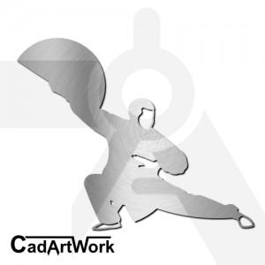 Wushu Dxf Clip Art