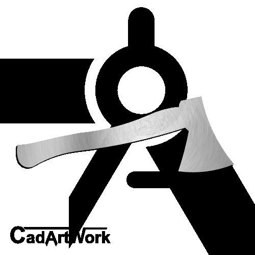axe dxf artwork