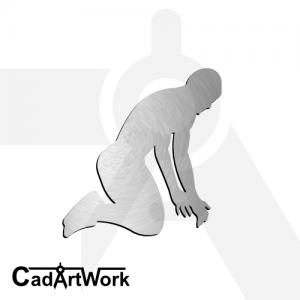 jump dxf laser cut clip art - cadartwork.com
