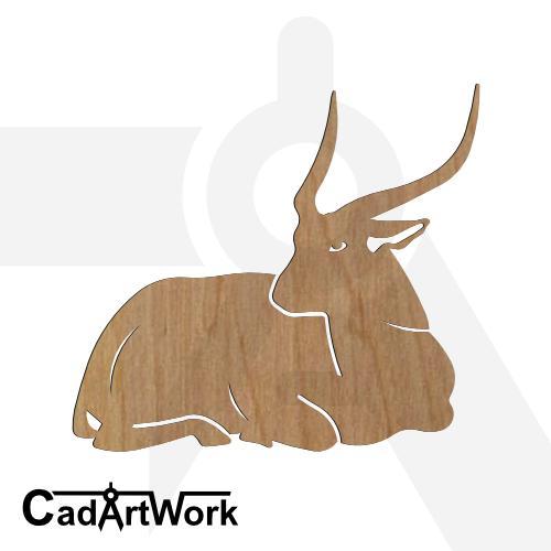 Antelope 2 dxf pattern