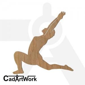 Yoga 2 dxf artwork