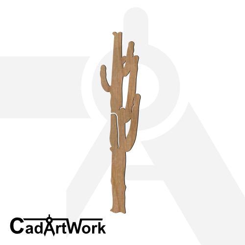 Cactus 3 dxf artwork