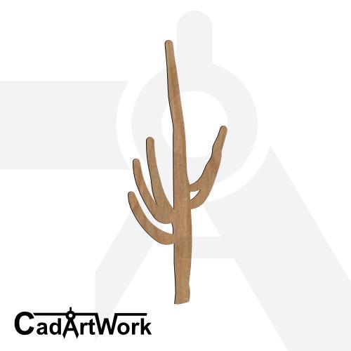 Cactus 4 dxf artwork