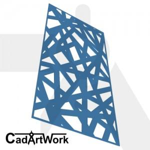 Nest 2 decorative screen design