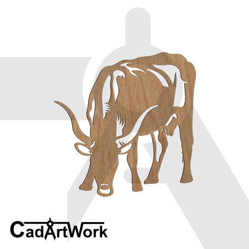 Cattle dxf
