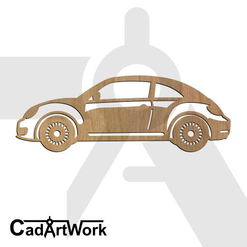 vw dxf art