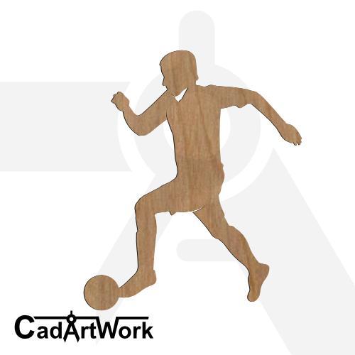 Soccer 2 dxf artwork