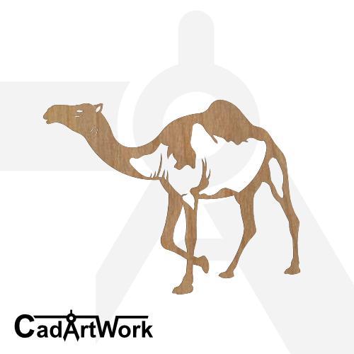 Camel 5 dxf artwork