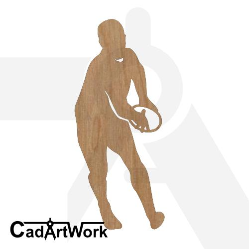 Rugby dxf art