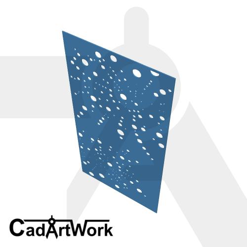 spark decorative screen design